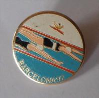 JO Jeux Olympiques Barcelone 92 Natation - Natation
