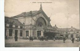 LIEGE 1 LA GARE DES GUILLEMINS - Luik