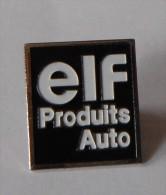 ELF Produits Auto - Carburants