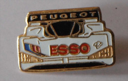 Esso Peugeot Voiture 2 - Fuels
