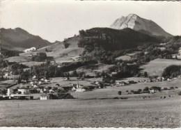 CPSM LE PAQUIER MONTBARRY (Suisse-Fribourg) - Le Paquier Et Le Moléson - FR Fribourg