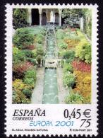 Europa - CEPT - Espagne 2001- Yvert Nr. 3363 - Michel Nr. 3629   ** - Europa-CEPT