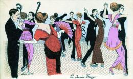 Le Dernier Tango. Illustratore Xavier Sager - Sager, Xavier