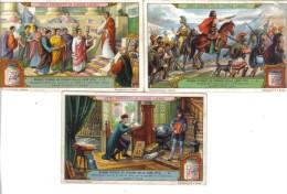 Grandi Storici 3 Figurine Cod.liebig.069 - Liebig
