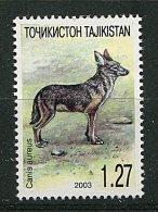 (cl 6 - P.44) Tadjikistan ** N° 223 (ref. Michel Au Dos) - Le  Loup - - Tadschikistan