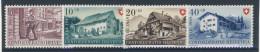 Schweiz Nr. 525 - 528 ** postfrisch MNH