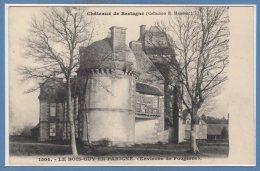 35 - PARIGNE --Château - Le Bois Guy - France