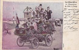 Transports - Automobile -  Politique - Caricature - Taxi & Carrozzelle