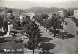 CPSM BARDI (Italie-Emilie Romagne) - Piazza Vittoria - Altre Città