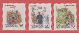 1986 ** (sans Charn., MNH, Postfrish)  Mi  899/01 Yv  840/2   ZUM  839/41 - Unused Stamps