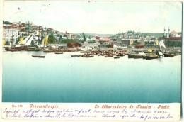 Salut De Constantinople Débarcadère De Kassim-Pacha U/b C. 1904 - Türkei