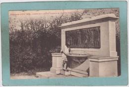 KANSAS  CITY  -  AMERICAN  LEGION  FOUNTAIN  -  SWOPE  PARK  -  1938  - ( Timbre Arraché ) - Kansas City – Missouri