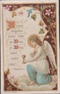 Image Religieuse Ayons Toujours Notre Coeur En Dieu - Santini