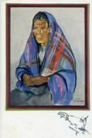 ISABELLE - INDIENNE CRISE - ILE DE LA CROSSE - Illust : Paul CROZE - Indiens De L'Amerique Du Nord