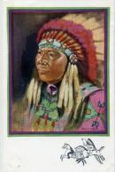 WANHINKPE - SIOUX ARROW-  - Illust : Paul CROZE - Native Americans