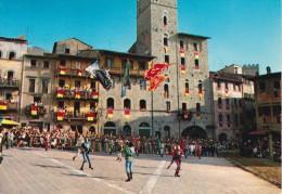 AREZZO - Giostra Del Saracino - Sbandieratori - Arezzo
