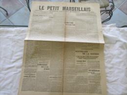 DU 12 MAI 1915 LES MARIE LOUISSE DE LA CLASSE 1916 - Zeitungen