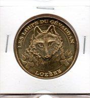 Monnaie De Paris : Les Loups Du Gévaudan  - 2011 - Monnaie De Paris