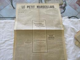 DU 30 JUILLET 1914 1ER PAGE - Journaux - Quotidiens