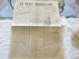 DU 31 JUILLET 1914 GUERRE AUSTO SERBE - Journaux - Quotidiens