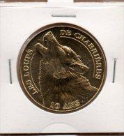Monnaie De Paris : Les Loups De Chabrières  10 Ans - 2011 - 2011