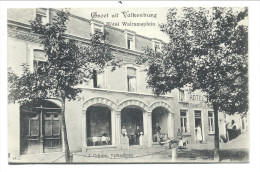 /// CPA - Pays Bas - Groet Uit VALKENBURG - Hôtel Walramsplein   // - Valkenburg
