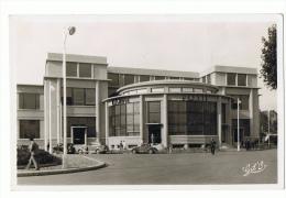 CPSM ALLIER- VICHY  N°241 LA NOUVELLE POSTE (ARCHITECTE L. AZEMA) - Vichy