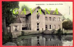 45 DORDIVES - Le Moulin De La Folie - Dordives