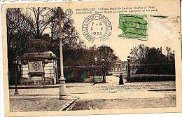 Bruxelles     835    Chateau Royal De Laeken.Entrée Du Parc - Bauwerke, Gebäude