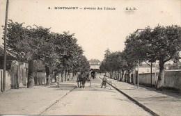 95 MONTMAGNY  Avenue Des Tilleuls - Frankreich