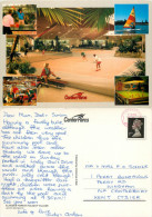 Center Parcs, Elveden Forest, Suffolk, England postcard posted 1990 stamp