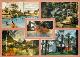 Center Parcs, Elveden Forest, Suffolk, England postcard posted 1991 stamp