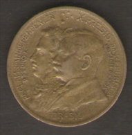 BRASILE 500 REIS 1922 CENTENARIO DA INDEPENDENCIA - Brasile