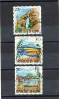 GUINEE - Paysages : Pierre Vonkou à Télémélé, Lac Artificiel à Coyau, Pont De Forécariah - Tourisme - Sites - - Guinee (1958-...)