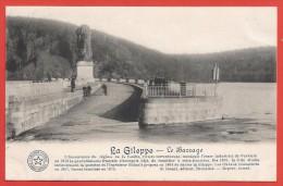 CPA Belgique - Jalhay - La Gileppe - Le Barrage - Jalhay