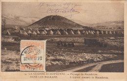 La Guerre Européenne Dans Les Balkans Paysages De Macédoine - War 1914-18