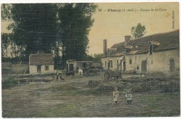 41 - CHOUZY SUR CISSE - Ferme De La Carte - Autres Communes