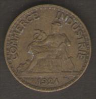 FRANCIA BON POUR 50 CENTIMES 1924 - Francia