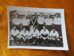 équipe De Football  Ancienne - Sports