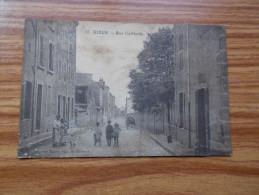 IZIEUX  Rue Gambetta Années 20 - Other Municipalities