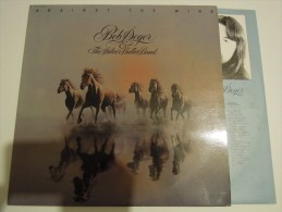 Bob Seger & The Silver Bullet Band - Against The Wind - Capitol 2c07086097 - France - Rock