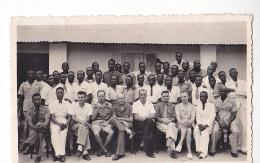 24377 Photo Ecole ? Porto Novo Dahomey Afrique, Datée Du 23 Mai 1947 - Homme