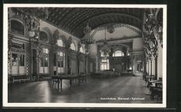 AK Interlaken, Kursaal-Spielsaal Mit Roulette-Tisch - Sin Clasificación