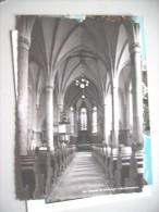 Liechtenstein Vaduz Kirche Inneres - Liechtenstein