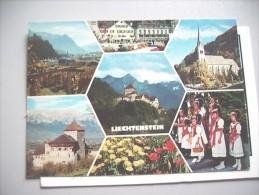 Liechtenstein With Nice Pictures - Liechtenstein