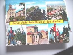 San Marino Nice Panorama's - San Marino