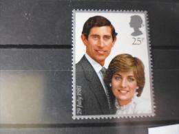 GRANDE BRETAGNE TIMBRE OBLITERE   YVERT N°1002** - 1952-.... (Elizabeth II)