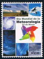 Peru 2009 To Develop A New Wind Of Natural Resources 0714 - Perù