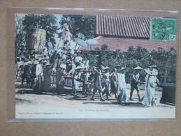 LE CHAR DES ENFANTS - Cartes Postales