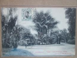 COCHINCHINE SAIGON ENTREE JARDIN BOTANIQUE - Cartes Postales